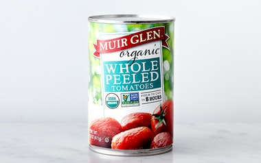 Organic Whole Peeled Tomatoes