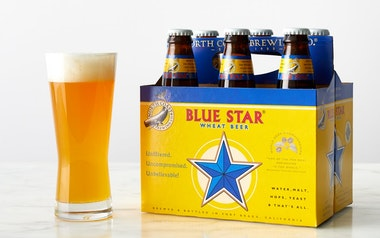 Blue Star Wheat