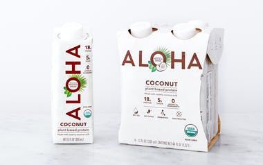 Coconut Plant Based Protein Drink