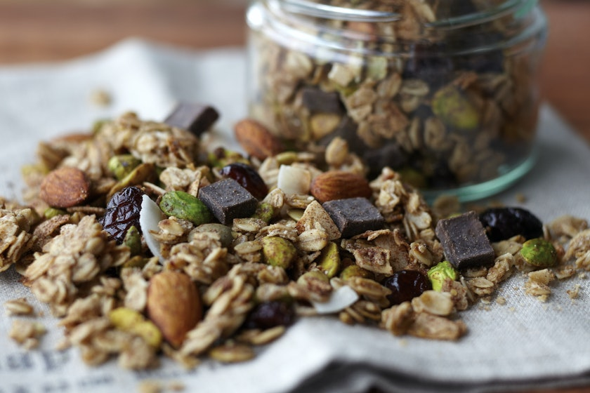 Gluten-Free Tony's Trail Mix