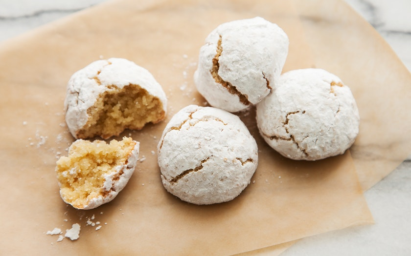 Almond Macaroons