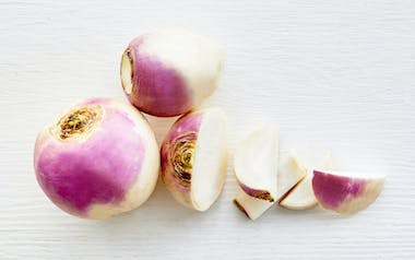 Loose Purple Top Turnips