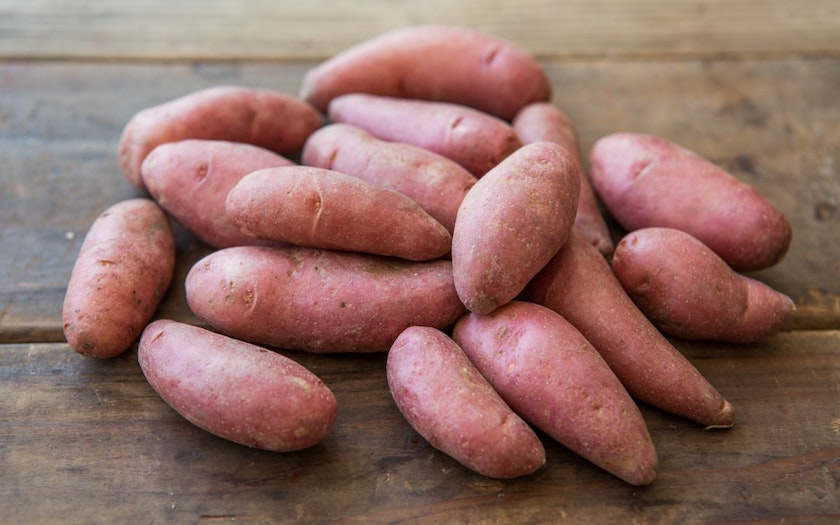 Organic Dry-Farmed French Fingerling Potatoes