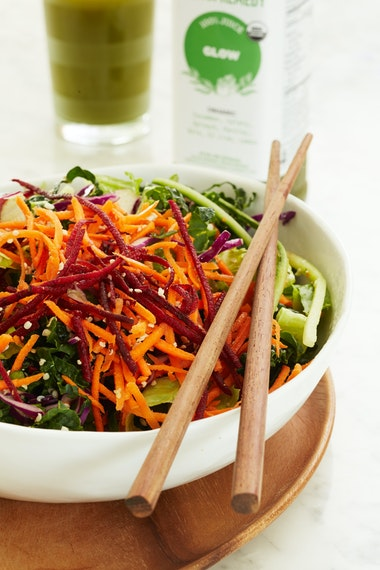 Organic Shredded Kale Salad