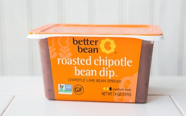Roasted Chipotle Bean Dip