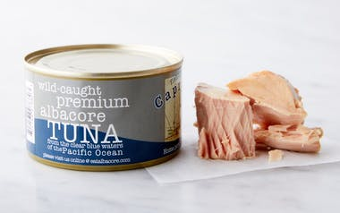 Wild Caught Premium Albacore Tuna Steak