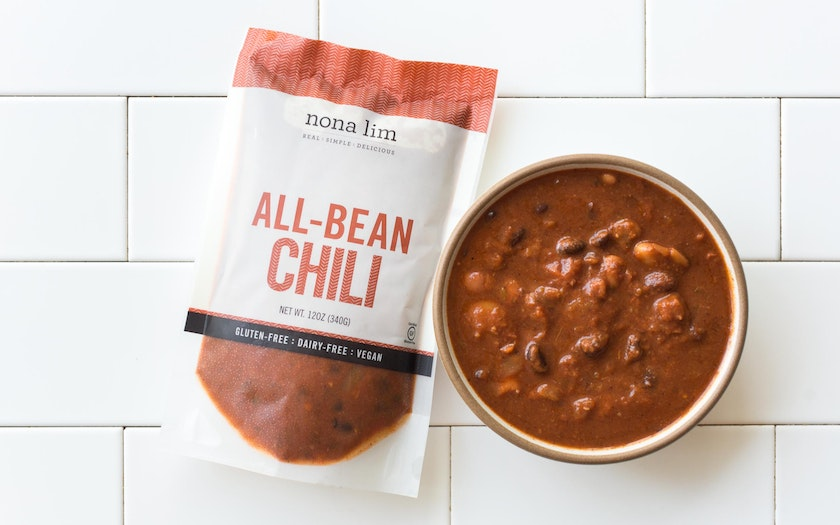 All Bean Chili