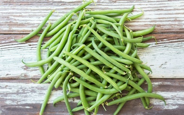 Organic & Fair Trade Green Beans (Mexico)