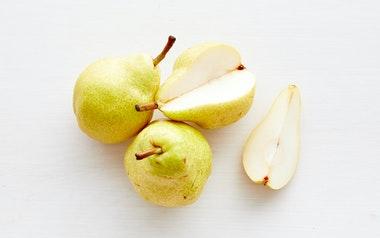 Organic Bartlett Pear Trio