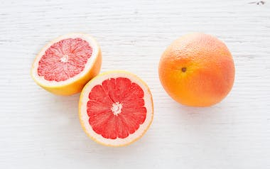 Small Ruby Red Grapefruit Duo