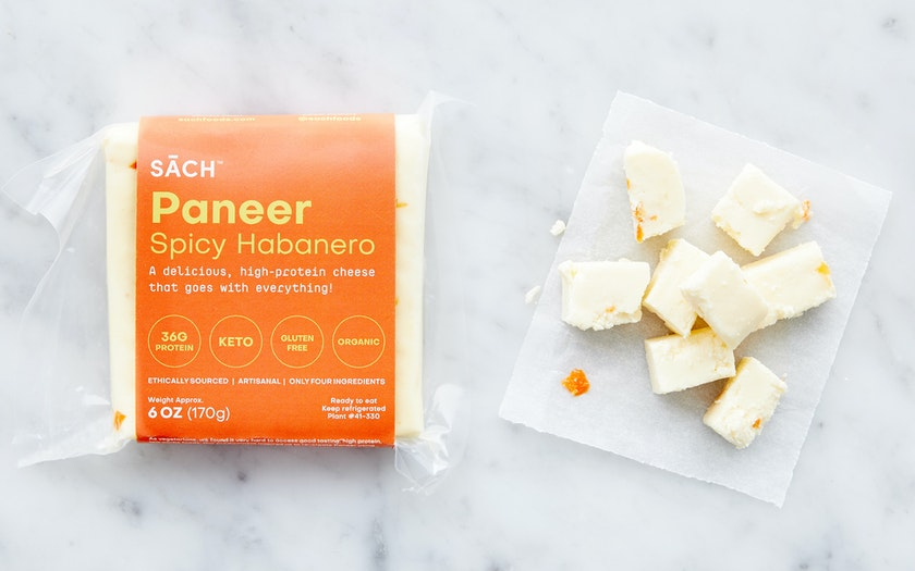 Spicy Habanero Paneer Sach Foods Sf Bay Good Eggs