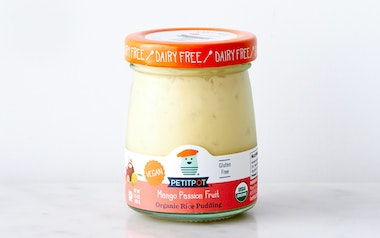 Organic Mango Passionfruit Coconut Rice Pudding