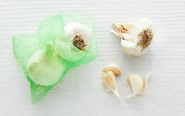 Organic Garlic Trio
