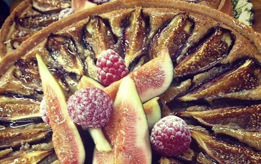 Seasonal Fruit Tart