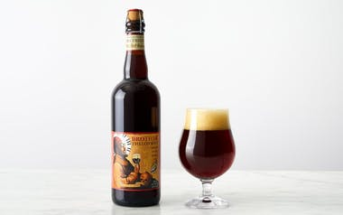 Brother Thelonious Belgian Style Abbey Ale