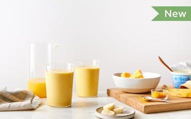 Golden Mango Smoothie Kit