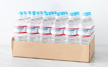 Case of Natural Spring Water (700 ml)