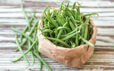 Organic Haricots Verts (French Beans)