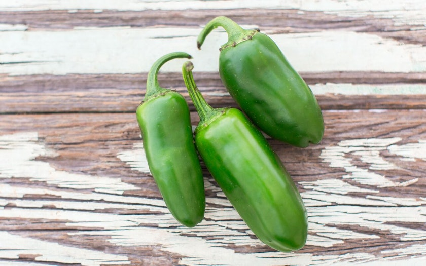 Organic & Fair Trade Jalapeño Pepper (Mexico)
