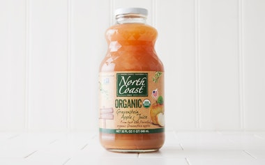 Organic Gravenstein Apple Juice