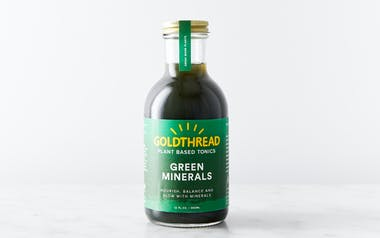 Green Minerals Plant-Based Tonic