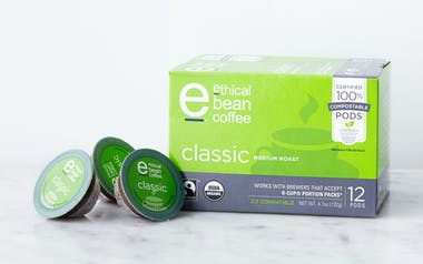 Classic Compostable Coffee Pods