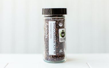 Organic Peppercorn Black Whole