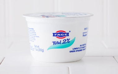 Plain 2% Greek Yogurt