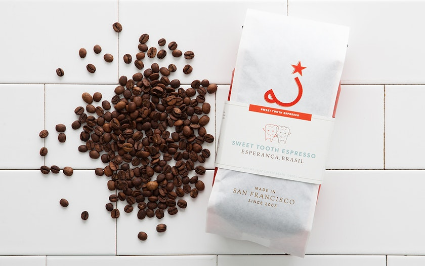 Sweet Tooth Single Origin Amaro Ethiopia Espresso Beans