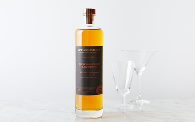 Spiced Pear Liqueur