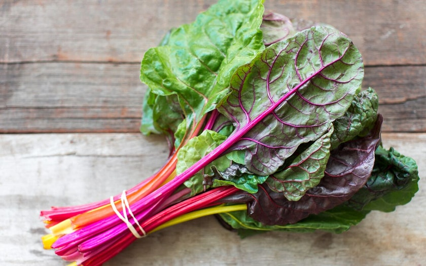 Sonoma-Grown Rainbow Chard