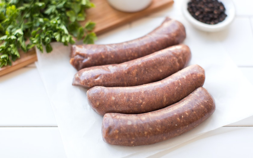 how to cook frozen lamb sausage