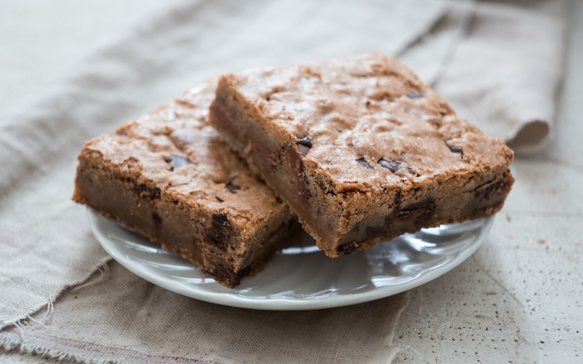 Brown Butter Blondie