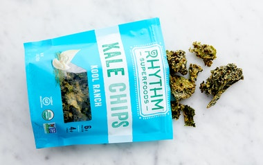 Organic Cool Ranch Kale Chips
