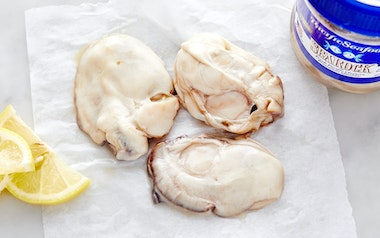 Searock Extra Small Fresh Pacific Oysters