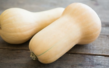 Organic Butternut Winter Squash