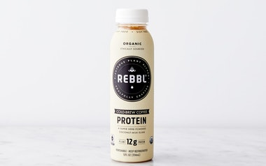 Organic Cold Brew Coffee Protein