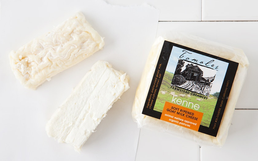 Kenne Goat Cheese