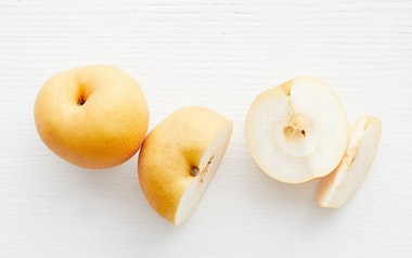 Organic Shinko Asian Pears