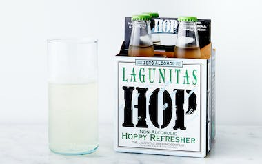 Non-Alcoholic Hoppy Refresher