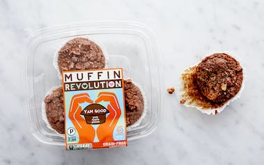 Yam Good Paleo Muffins (Frozen)