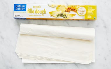 Organic All-Purpose Fillo Dough