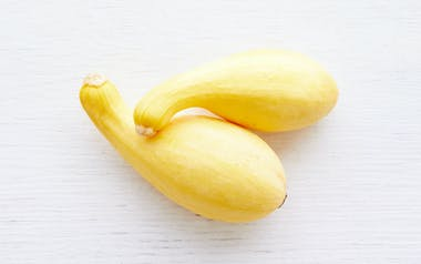 Organic Yellow Crookneck Squash