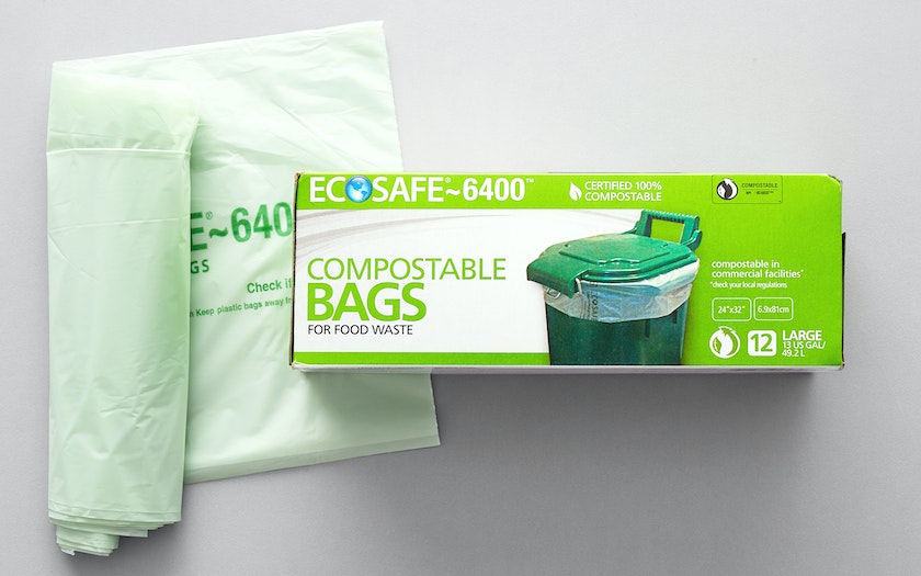 Tall Kitchen Compostable Bags