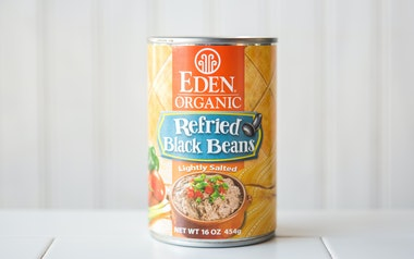 Organic Refried Black Beans