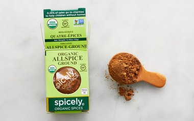Organic Ground Allspice