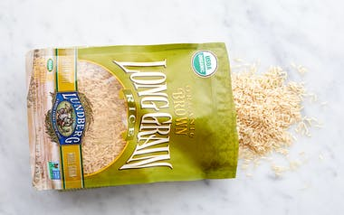 Organic Brown Long Grain Rice