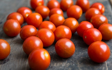 Organic Sweet 100 Cherry Tomatoes