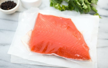 Frozen Wild Bodega Bay King Salmon