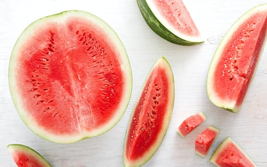 Organic Jumbo Seedless Watermelon